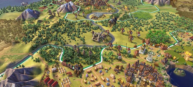Строительство, развитие и война в новом геймплее Civilization VI