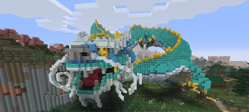 Анонс нового тематического DLC для Minecraft