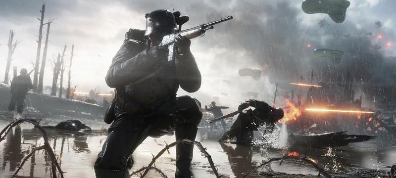 Детали раннего доступа к Battlefield 1 через Origin Access
