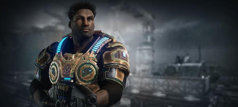 Девять минут Gears of War 4