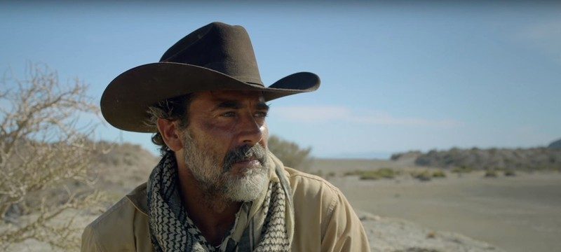 Джеффри Дин Морган охотится на людей в хорроре Desierto