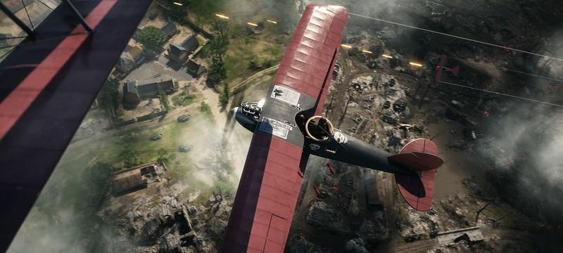 Детали пяти миссий из одиночной кампании Battlefield 1