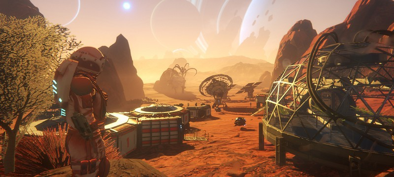 Osiris: New Dawn вышла в Ранний Доступ — релизный трейлер