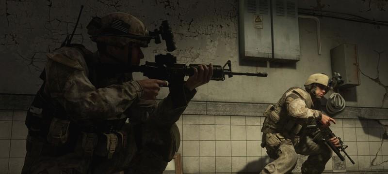 Новый трейлер Call of Duty: Modern Warfare Remastered