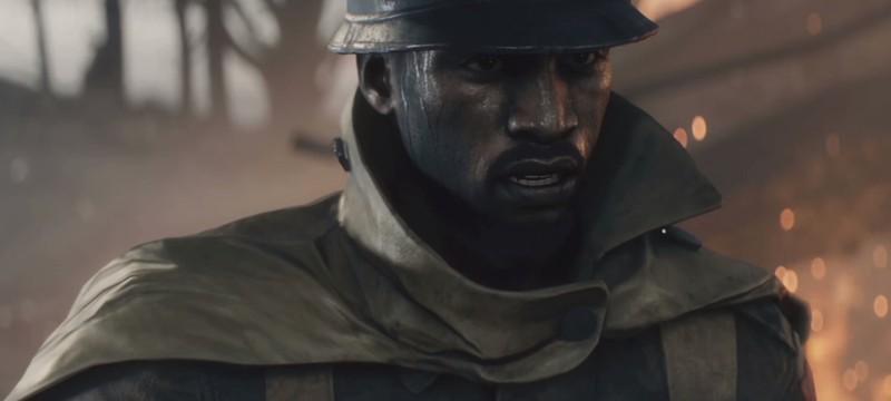 Ужас войны в первых 12 минутах кампании Battlefield 1