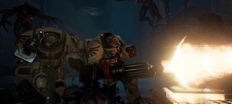 Большие пушки и монстры в трейлере Space Hulk: Deathwing