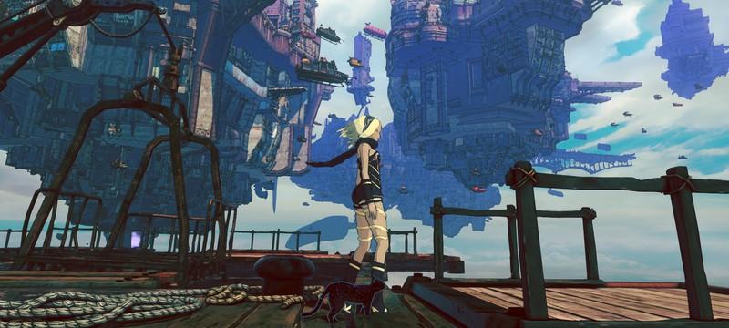 Кувырки, полеты и головокружительные бои в новом геймплее Gravity Rush 2