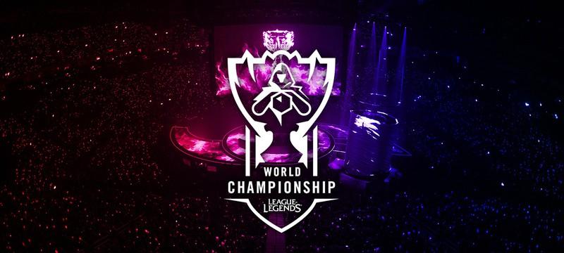 Смотрите Чемпионат Мира League of Legends