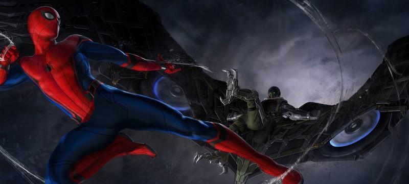 Съемки Spider-Man: Homecoming подошли к концу