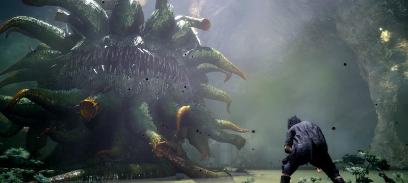 Убийственно-магический трейлер Final Fantasy XV