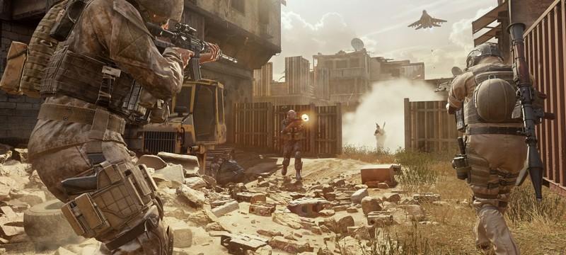 Боты в приватных матчах ремастера Call of Duty: Modern Warfare