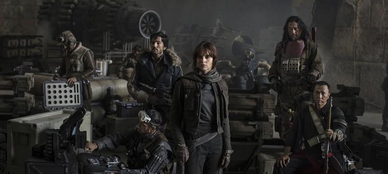 Новая сторона Rogue One: A Star Wars Story на русском постере фильма с Comic-Con