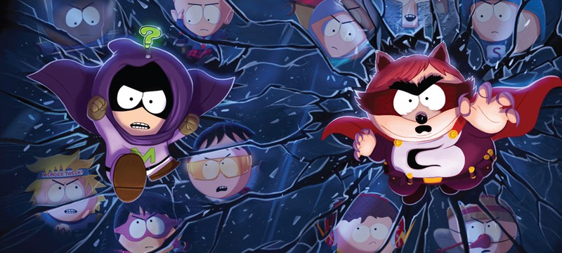 South Park: The Fractured But Whole на обложке Game Informer