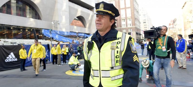Марк Уолберг в первом трейлере фильма о Бостонской трагедии — Patriots Day