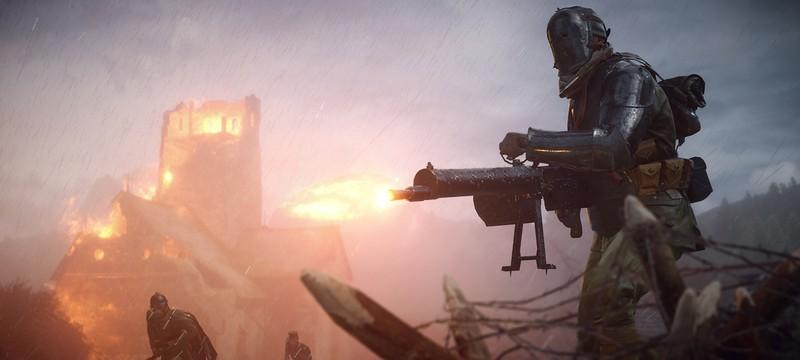 Список всех дополнительных модулей для оружия Battlefield 1