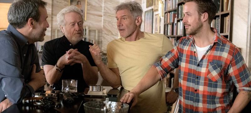 Сиквел Blade Runner получил официальное название