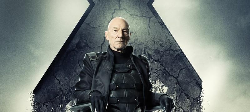 Профессор Ксавье выглядит не очень на первом кадре из фильма Logan