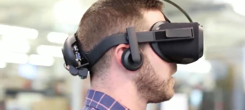 Цукерберг показал прототип автономной версии Oculus Rift