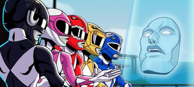 Power Rangers получат новую 2D-игру