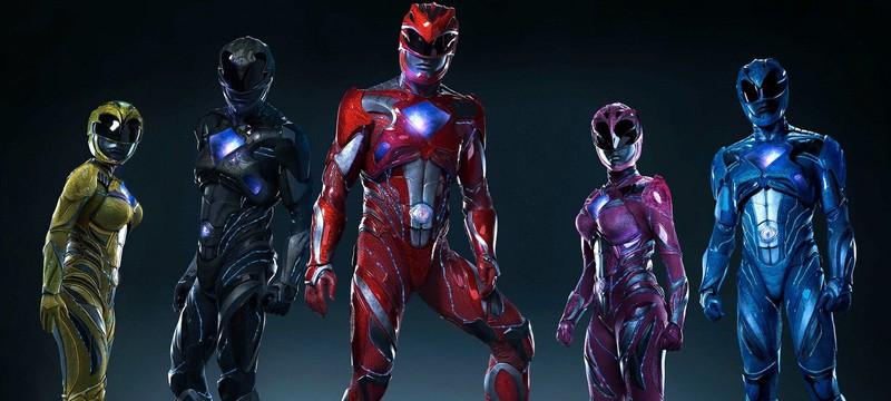 Красочные постеры и трейлер фильма Power Rangers