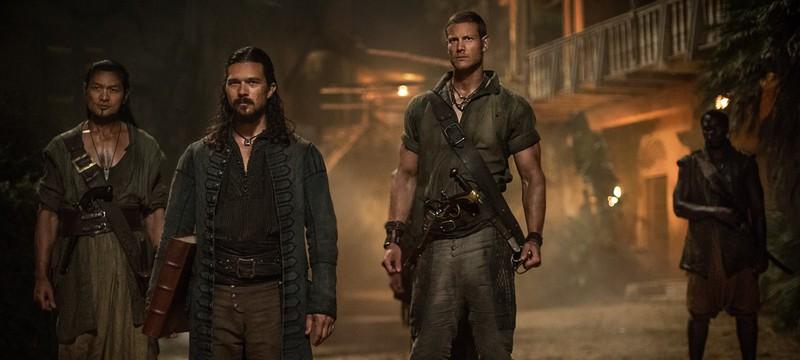 Пираты готовы к войне в трейлере последнего сезона Black Sails