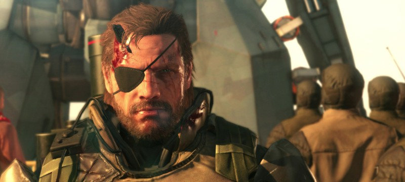 Konami рекламирует Metal Gear Solid V: The Definitive Experience