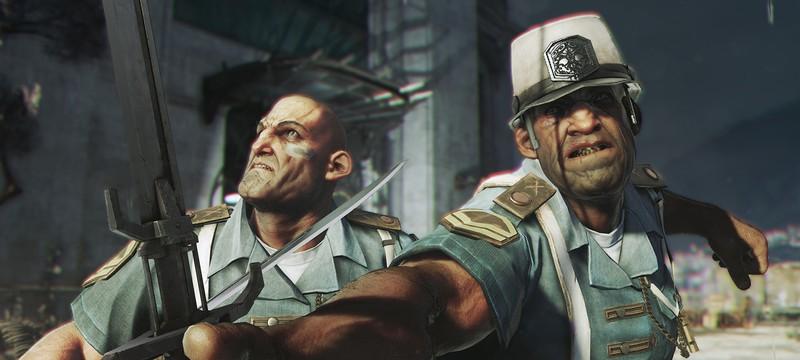 8 минут брутального геймплея Dishonored 2