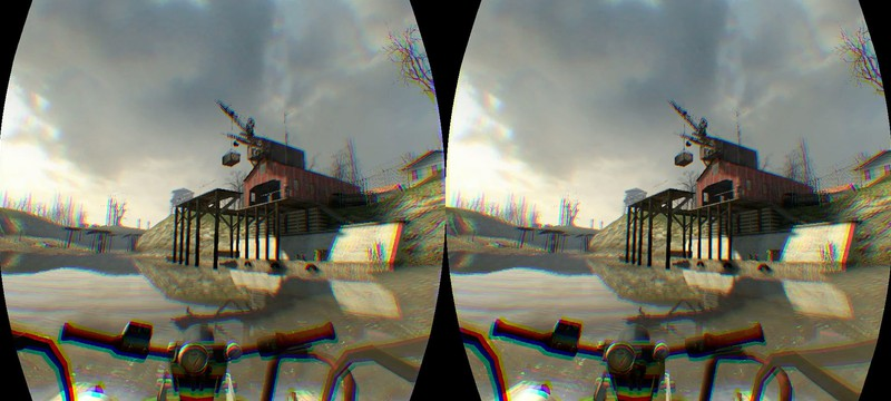 Valve продолжает работу над Half-Life VR