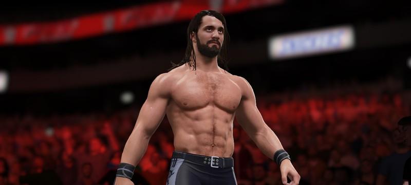 Основы управления бойцом в новом видео WWE 2K17