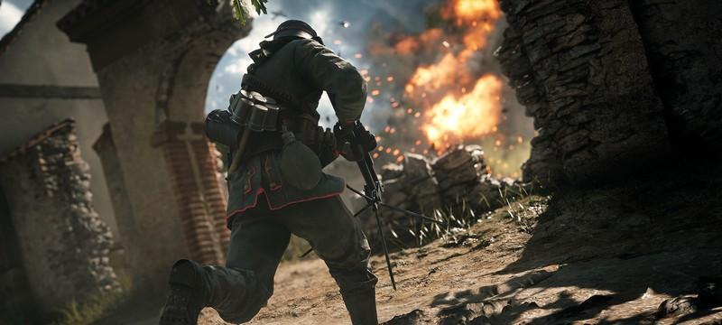Еще один тизер кампании Battlefield 1 — Посыльный