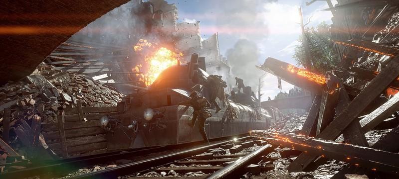 Трейлер новой карты и свежие детали Battlefield 1