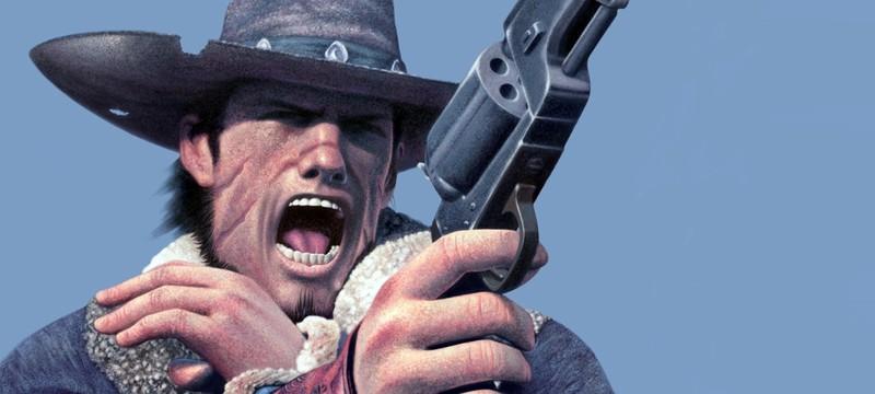 Red Dead Revolver вышел на Playstation 4