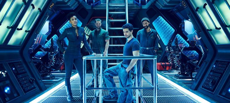 Космодрама The Expanse выйдет на Netflix