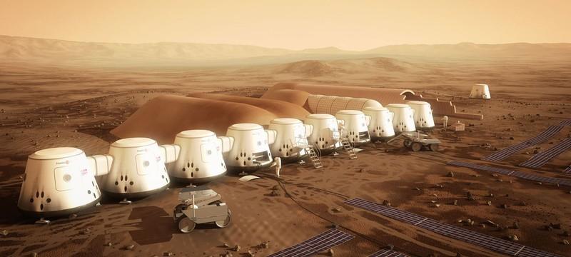 Обама призывает США совершить рывок к Марсу