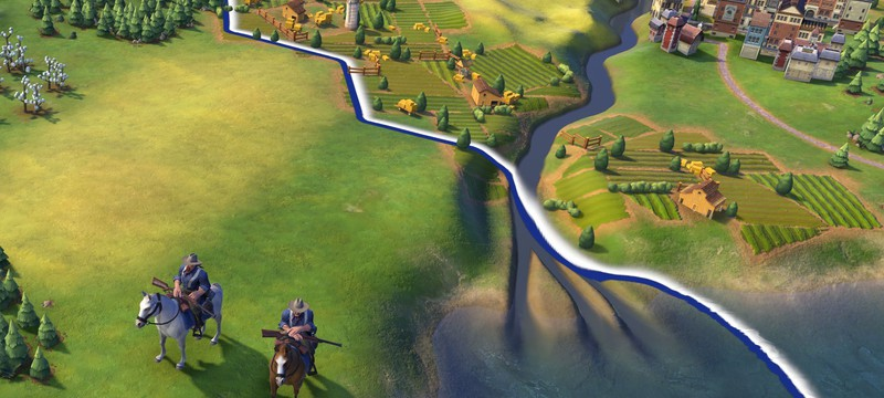 Гайд Civilization VI — где лучше строить, а также общие характеристики плиток и районов