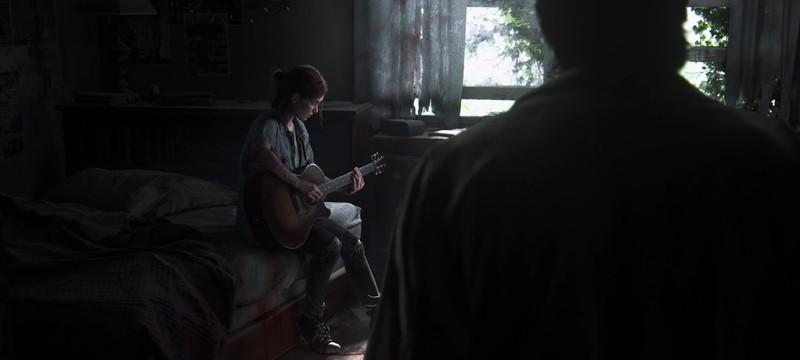 PSX: анонс The Last of Us Part II