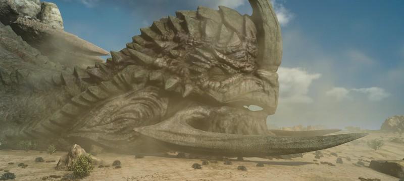 Гайд Final Fantasy XV — как найти и убить гигантскую черепаху
