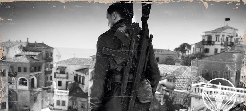 Первый cюжетный трейлер Sniper Elite 4