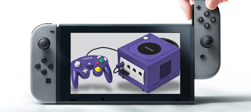 Nintendo Switch получит игры GameCube через виртуальную консоль