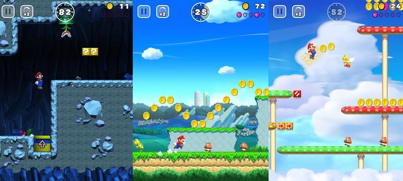 В первые часы после релиза Super Mario Run скачали 3,5 миллиона раз