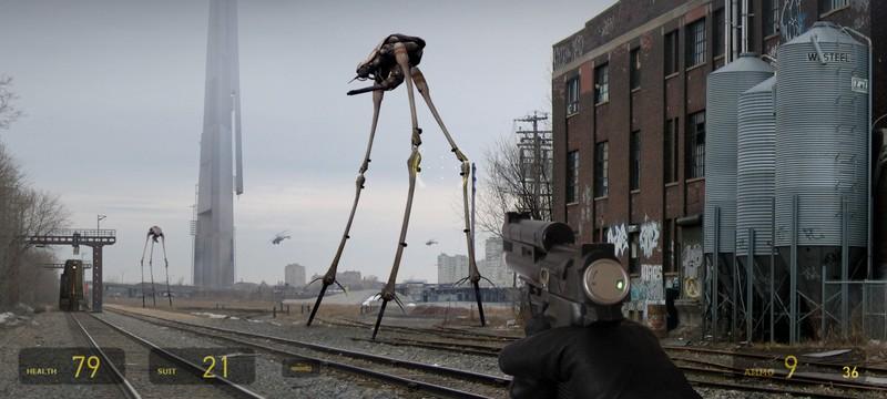 Half-Life 3 могла стать стратегией