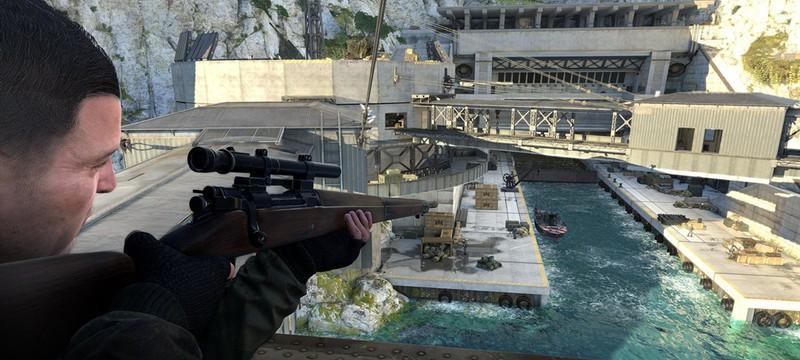 Профессор Андреас Кесслер в трейлере Sniper Elite 4