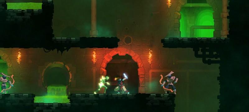 Дебютный трейлер Dead Cells — платформера, вдохновленного Castlevania