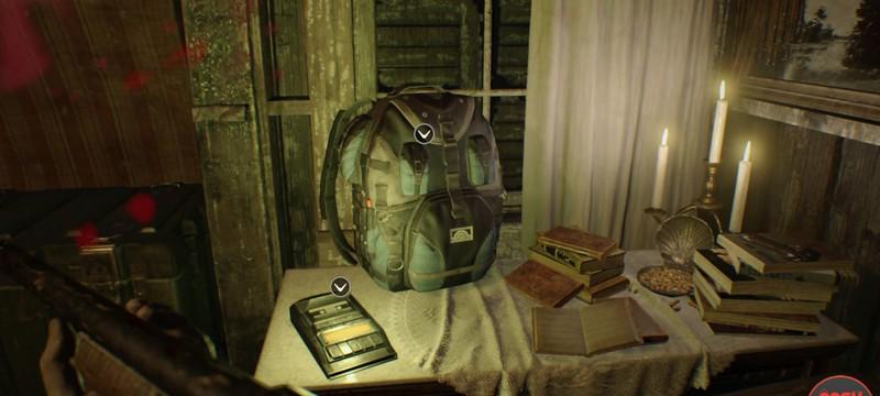 Гайд Resident Evil 7 — как увеличить размер своего инвентаря