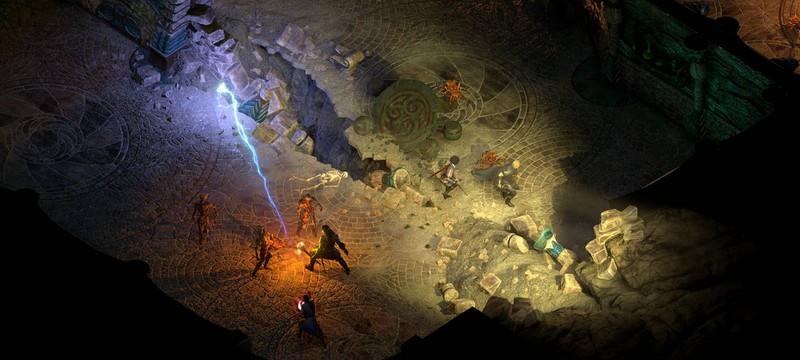 Официальный анонс Pillars of Eternity 2: Deadfire