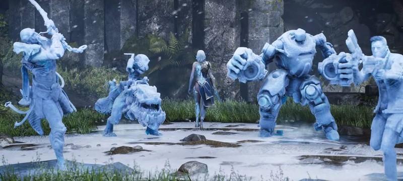 Новый герой Paragon — прекрасная морозная Аврора