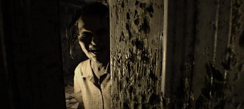 Поставки Resident Evil 7 превысили 2,5 миллиона копий
