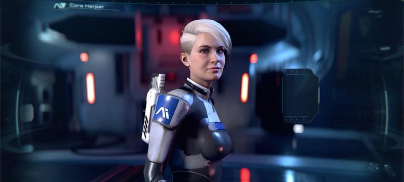 Заместитель командира в Mass Effect Andromeda — дочь Призрака из трилогии Mass Effect?