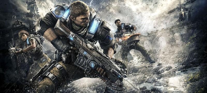 Мультиплеер Gears of War 4 на PC и Xbox One объединят