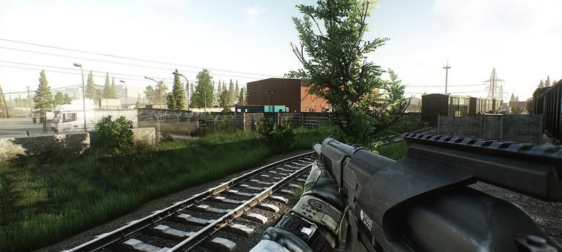 Новые скриншоты Escape from Tarkov